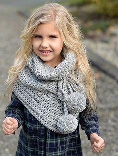 Pennon Shawl Crochet pattern by The Velvet Acorn Baby Knitting Patterns, Crochet Patterns, Crochet Ideas, Diy Tricot Crochet, Crochet Scarves, Crochet Shawl, Velvet Acorn, Crochet For Kids, Crochet Baby