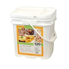 Lindon Farms 120 Servings Entree Bucket ** Wow! I love this. Check it out now! : Camping equipment