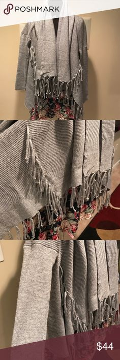 Umgee Fringe Cardigan Umgee Fringe Cardigan umgee Sweaters Cardigans