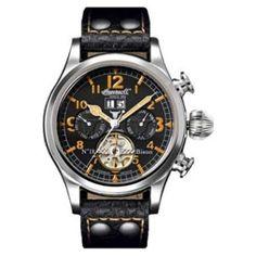 Relojes Ingersoll Automaticos Bison   http://www.tutunca.es/reloj-ingersoll-automatico-bison-18-numeros-naranjas-crono