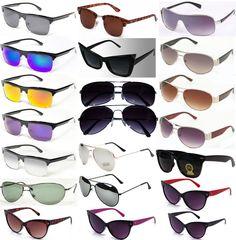 f6eab9d384e 50 Pair Women Fashion Desinger Retro Vintage Uv 100% Wholesale Lots  Sunglasses Fashion Desinger