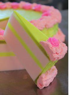 Birthday girl soap cake slice  Best selling soap in my store!