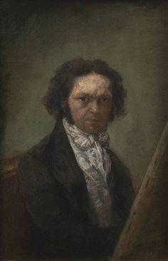 Goya en El Prado: Autorretrato
