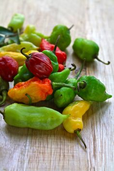 Chili Peppers Piments Easy Weeknight Meals Stir Fry Fruits