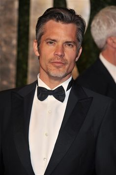 I love him. Badass. See: Justified, The Crazies, I Am Number Four...