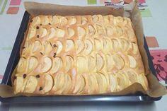 Apfelkuchen schnell und fein