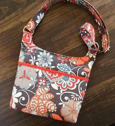 Vanessa Bag Crossbody Purse Pattern | Craftsy