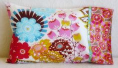 colorful pillowcases!