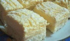Zákusok nad zákusky! Najlepší sladký dezert, na ktorý nemajú ani najdrahšie dezerty z cukrárne   Báječná vareška Mini Cakes, Coco, Cornbread, Sweet Recipes, Bakery, Food And Drink, Xmas, Sweets, Cheese