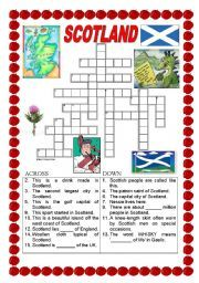 English Worksheets: Loch Ness monster: the Scottish legend ...