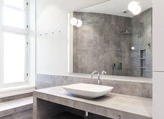 flotte-bad-as Toilet, Mirror, Bathrooms Decor, House, Furniture, Home Decor, Flush Toilet, Decoration Home, Room Decor