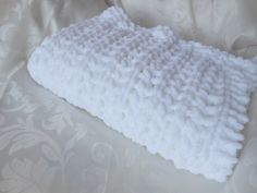 Hey, I found this really awesome Etsy listing at https://www.etsy.com/uk/listing/271158169/baby-soft-blanket-in-snowy-white-great