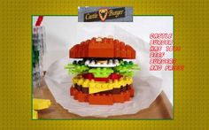 #LEGOLANDFlorida  Castle Burger is one of the many restaurants at Legoland Florida! They offer Offering 100% beef hamburgers and cheeseburgers and delicious fries. Check more info out at http://florida.legoland.com/en/EXPLORE-THE-PARK/Park-Map/LEGO-Kingdoms/Castle-Burger/