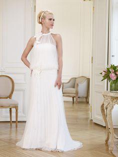 285 meilleures images du tableau robe mariage   Lace, Fabric et ... c5da51b6d2b0
