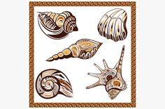 Set decorative ornamental ethnic @creativework247