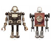 Gordon Bennett - Recycled Robots