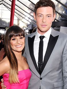 Cory Monteith Completes Rehab, Reunites with Lea Michele
