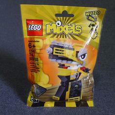 LEGO Mixels #41547 Wuzzo Series 6 Building Toy 74 Pcs. NIP 2015   eBay