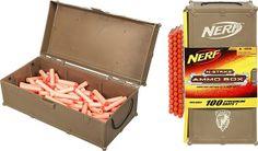 Nerf N-Strike Ammo Box | Uncrate