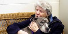 On Sunday, three nuns from Nyack, N.Y., walked into Hi Tor Animal Care Center with one intention: to adopt a dog that no one else wanted. When the women met Remy, a 9-year-old pit bull who'd been at the shelter in Pomona, N.Y., since October, they knew she was the animal for them.