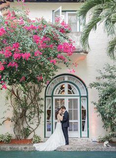 Miami Wedding at Villa Woodbine: http://www.stylemepretty.com/florida-weddings/miami-fl/2014/09/25/coconut-grove-miami-garden-wedding-at-villa-woodbine/ | Photography: 13:13 Photography - http://1313photography.com/
