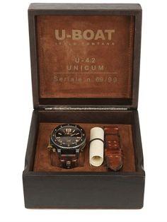 U-BOAT - U-42 UNICUM WATCH