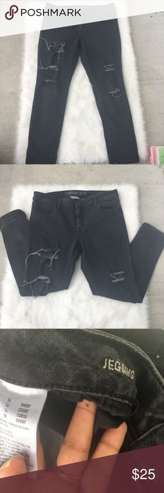 American Eagle Jeans Bundle: Most items can be added for $3. Comment on all the items you want and I will give you a price. Then I'll create the bundle. If bundle isn't purchased within 12 hours the bundle will be deleted.  Items 100% Authentic Will ship between 1-3 days.  *Follow me for updates and price changes* X I don't hold items X X Don't ask for lowest X  X Don't low ball me X  Size 14 short, I'm 5'5 and they fit perfectly  Dark grey color From the vintage collection Distress look…