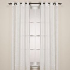 product image for Alton Solid Grommet Window Curtain Panel