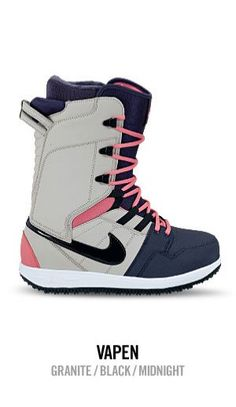 #getlacedup #nike - so sick want these for next season... whole new mountain style next year
