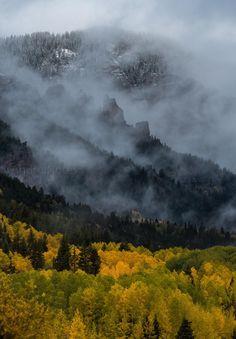 Kelber Pass, Colorado