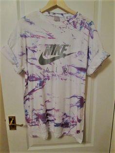 release date: 2357c 5798a Vintage acid wash tie dye Nike retro rave festival unique Nike Retro, Rave  Festival,