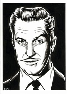 Charles Burns - (Vincent Price)