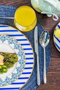 De Paște este bun prilej să aduci în casa ta schimbări vizibile de care să fii mulțumită. Primul pas este să alegi setul perfect de farfurii de la Nobila Casa! Soup, Tableware, Kitchen, Decor, Dinnerware, Cooking, Decoration, Tablewares, Kitchens
