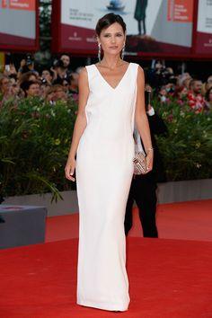 Virginie Ledoyen en la 70 edición del Festival Internacional de Cine de Venecia