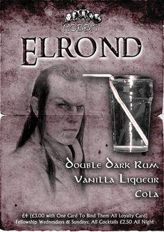 Elrond Cocktail
