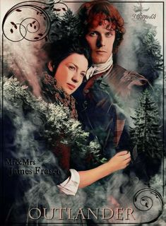 ♥♥♥ #jamieandclairefraser #Outlander #starz #TVseries #myedit - posted May 20th, 2018