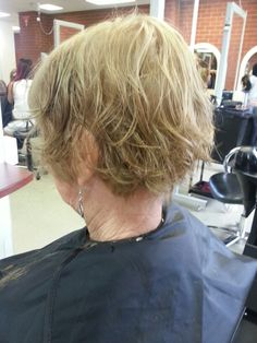After cut photo