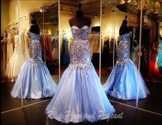 100MD0851420698-QUICKSILVER - This Fabulous Mermaid has sparkling sequins and stones all over. Perfect for Prom, Pageant or any other Formal Event and available at Rsvp Prom and Pageant! http://rsvppromandpageant.net/collections/long-gowns/products/100md0851420698-quicksilver