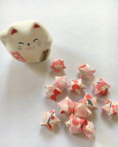 Papier Japonais - Origami - Maneki Neko