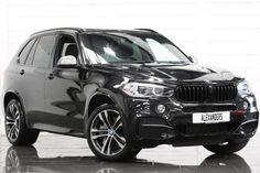 BMW X5 3.0 M50d 5dr (start/stop)