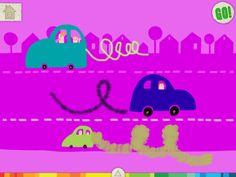 Squiggles! iPad
