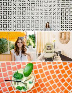 PALM SPRINGS CITY GUIDE: PART 1 - The Kitchy Kitchen // THE PARKER