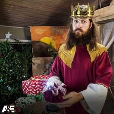 Jase on the Christmas episode