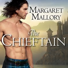 """#NEW: Listen to a sample of the #NewAdult #Romantica #Novel """"The Chieftain"""" by Margaret Mallory right here…"""