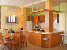color ideas for kitchens