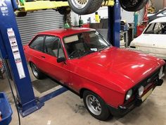 Click the link to see more pics and details of this ford escort mk2 1600 sport 1980