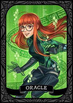 My main girl, ORACLE!