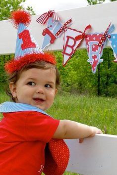 Red Wagon Birthday