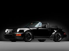 1992 Porsche 911 Turbo America Roadster