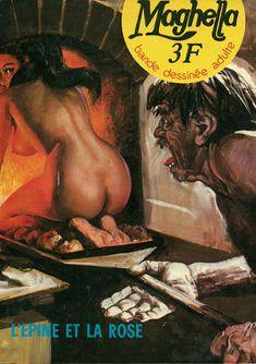 MAGHELLA - N° 12  -  L'EPINE ET LA ROSE